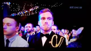 Rose of Tralee crashed by
