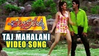Chandralekha Movie || Taj Mahalani Video Song || Nagarjuna, Ramya Krishnan, Isha Koppikar