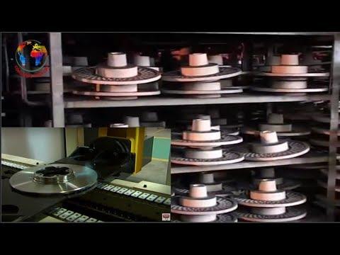 Công nghệ sản xuất đĩa phanh ô tô