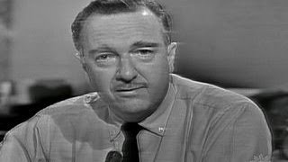 JFK assassination: Cronkite informs a shocked nation