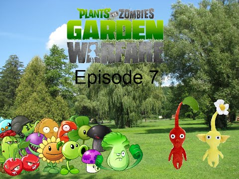 Plants Vs Zombies Garden Warfare Plush Series Episode 7 The Plants From Another Dimension Youtube