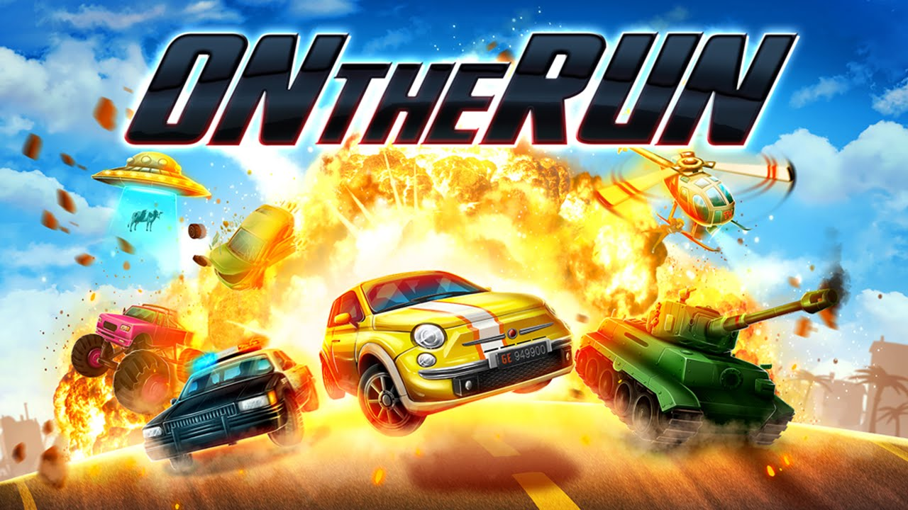 On The Run Free Game