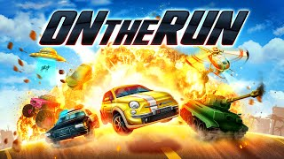 On the Run: Preview trailer - a mobile game for iOS, Android and Windows Phone!