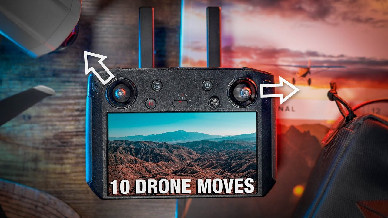 Download 10 DRONE Moves I Capture With Every Flight