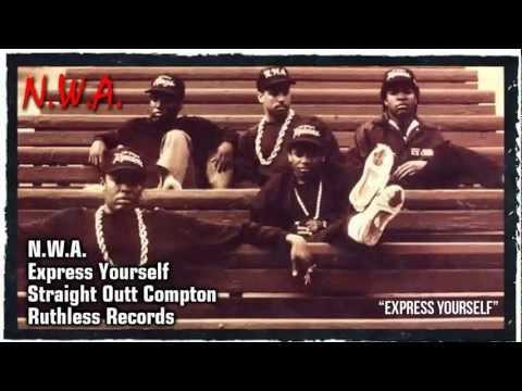 "N.W.A. - ""Express Yourself"" [Traduzido] [Alta Definição - HD]"