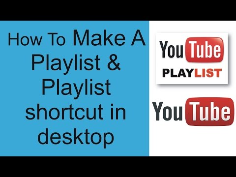 How To Make A Playlist On YouTube Create,delete, share playlists