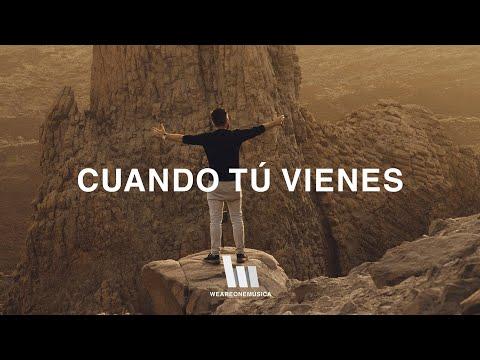André Aquino, Marcos Brunet - Cuando Tú Vienes (Letra) Quando Ele Vem