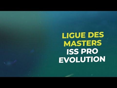 ISS PRO EVOLUTION : Début en Ligue des Masters !