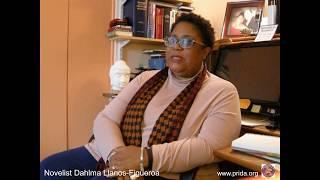 PRIDA Presents Novelist Dahlma Llanos-Figueroa