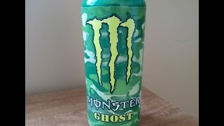 Monster M 100 Drink Review