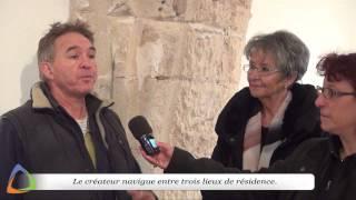Expositions - Carlos Luis Rodrigues - Artiste peintre et céramiste - Édition 2015 à Avallon (89)