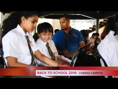 Back to School 2016 - Cempaka International School Cheras/Cempaka Cheras