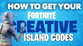 How to get or share your own Island Code in Fortnite Creative Mode
