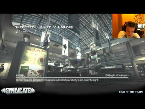 Mw3 Live w Syndicate *Infected Mode* 04082012