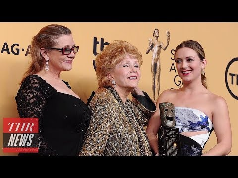 Billie Lourd Speaks Out on Life After Losing Carrie Fisher & Debbie Reynolds   THR News