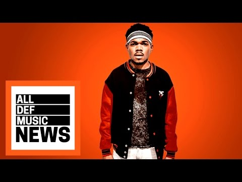 Chance The Rapper Disses Record Labels at Show
