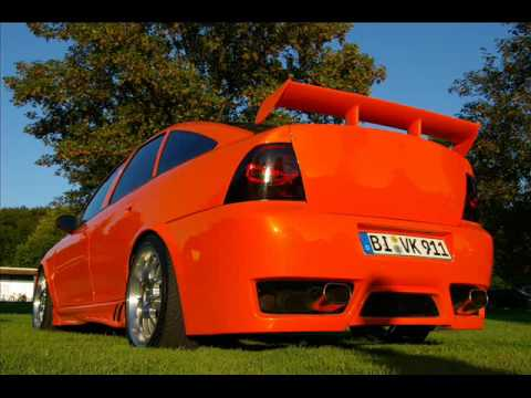 OPEL Vectra B Tuning - YouTube