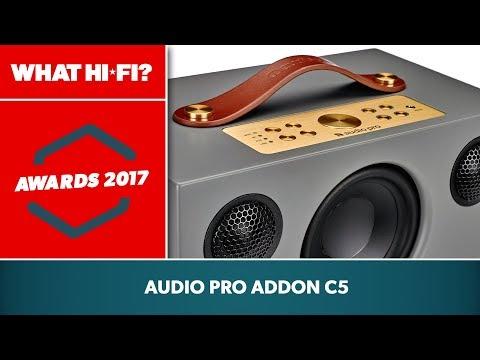 Wireless Speaker Product of the Year - Audio Pro Addon C5