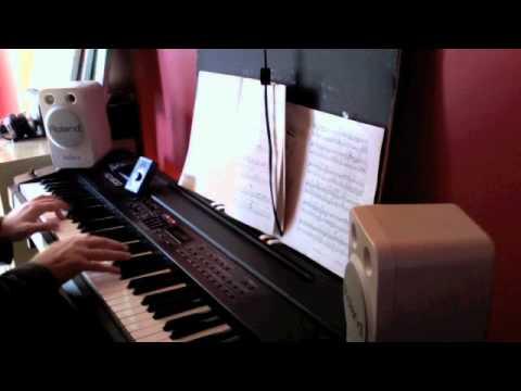 Lettre d'amour ( original music piano composition )  ( Christian Nadeau )