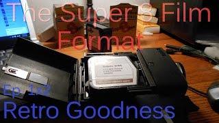 The Super 8 Film Format - Retro Goodness