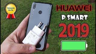 Huawei P Smart 2019 pil testi! Alacaklar mutlaka izlesin!