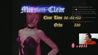Part 1 - Devil May Cry HD (X360) DMD Mode - Count the deaths!