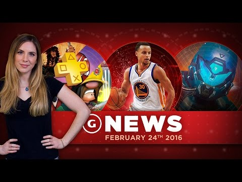 Stephen Curry Outplays His NBA 2K16 Self & Halo 5's Free Update - GS Daily News
