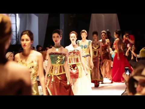 Tunis Fashion Week - Achraf Baccouch - La Tunisie a du talent