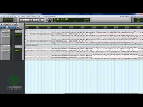 How to Convert a Single Stereo Track to Dual Mono Tracks in Reaper