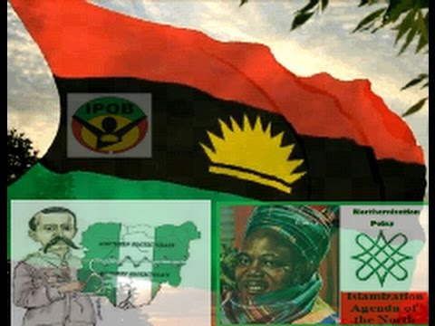 British Creation of Islamic Nigeria: Conspiracy to Destroy Biafra (IPOB FULL DOCUMENTARY)