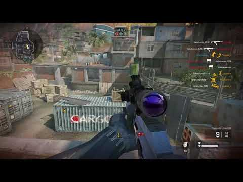 Warface Xbox One Shot One Kill ?