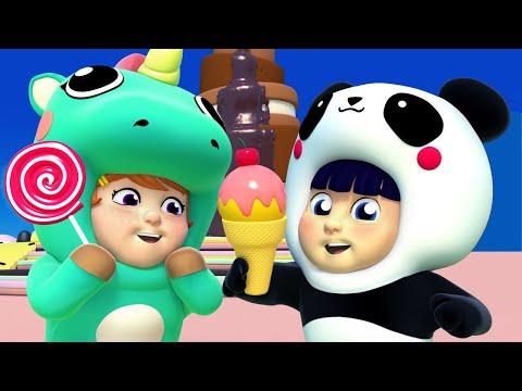 children-music-karaoke-🎤-christmas-chocolate-ice-cream-candy-for-kids-🎷one-zeez-nursery-rhymes