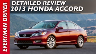 2013 Honda Accord Touring | New Car Review | on Everyman Driver