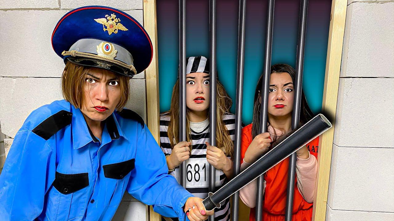 Побег Из Тюрьмы Челлендж **5 часть**