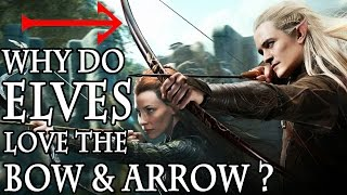 What medieval weapons would ELVES really use? FANTASY RE-ARMED