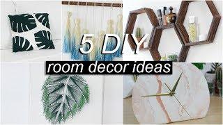 DIY Room Decor - Minimal & Easy