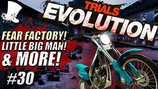 Hatventures - Trials Evolution #30 - Little Big Man! Fear Factory! GSXR!