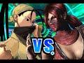 AB Mugen Request #431: Ibuki vs Skarlet