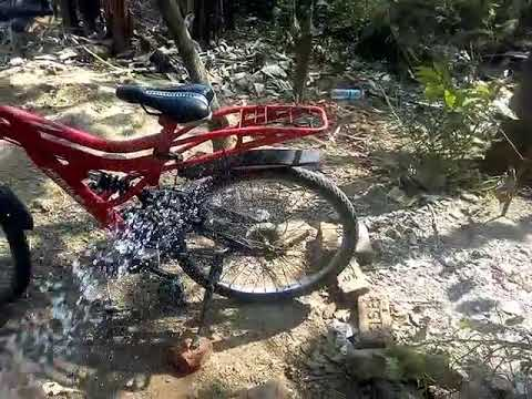 How to clean the cycle part1 in Malayalam