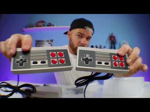 NES MINI CLASSIC UNDER $30 - 620 GAMES INCLUDED
