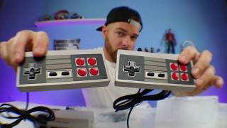 NES MINI CLASSIC UNDER $30 - 620 GAMES INCLUDED