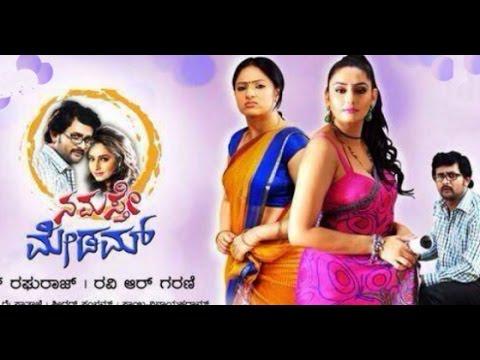 Namaste Madam2014 Kannada Srinagar Kitty | Ragini Dwivedi
