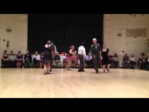 'Song of India' Swing Dance