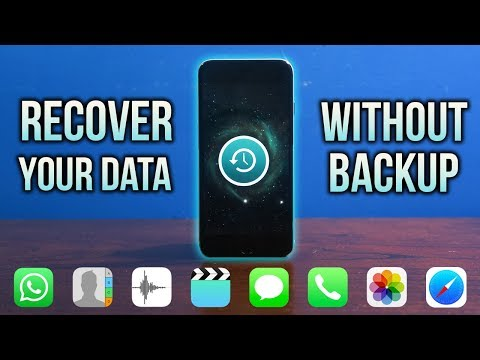 How To Recover Deleted Photos Text Messages More on iPhone