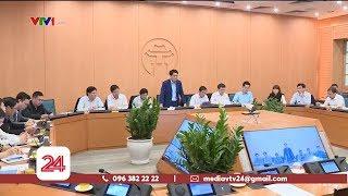Chủ tịch UBND TP Hà Nội: Nguy cơ lây nhiễm Covid–19 ở Hà Nội vẫn ở mức cao | VTV24