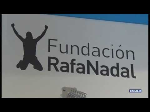 "Visita al  ""Rafa Nadal Sport Center"" de Manacor"