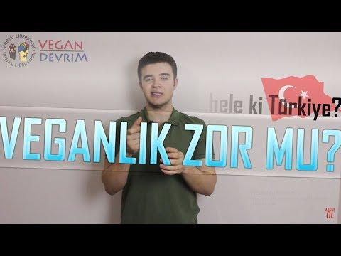 #7 Ama Veganlık Zor Değil Mi? (Hele ki Türkiye'de!)
