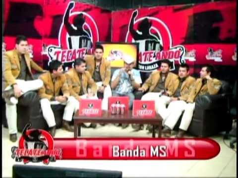Entrevista con Banda MS (Parte 1)