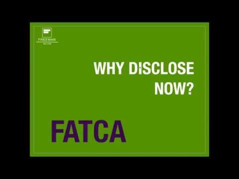 Why Disclose Your Offshore Bank Account Now?