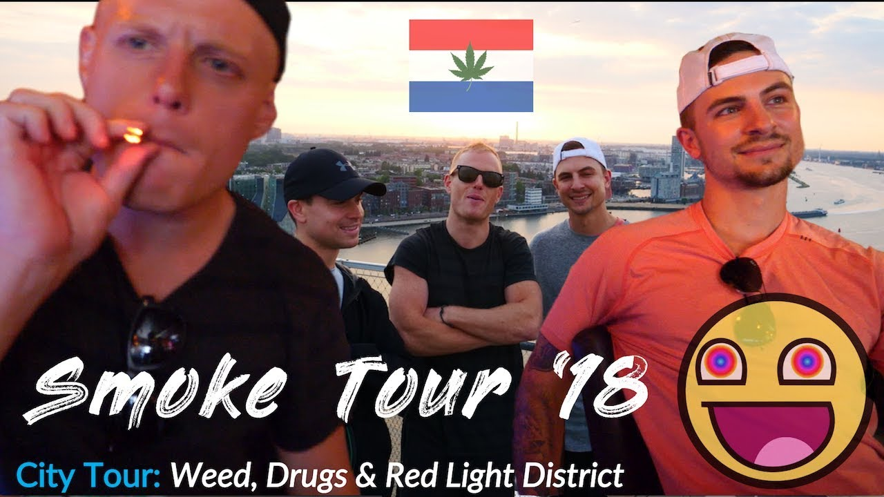 COFFEESHOPS IN AMSTERDAM.. 2018!! ??VLOGumentary: Weed, Drug Laws & Red Light District (Ep.3)